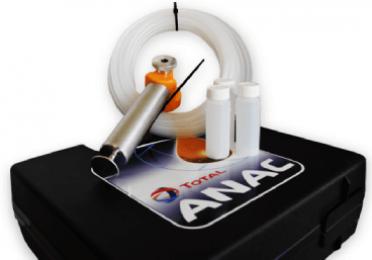 TOTAL ANAC er en oljediagnose for alle bransjer som trenger å optimalisere vedlikeholdsprosedyrene og bunnlinjen