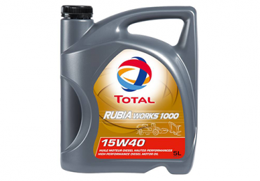 TOTAL RUBIA WORKS 1000 15W-40