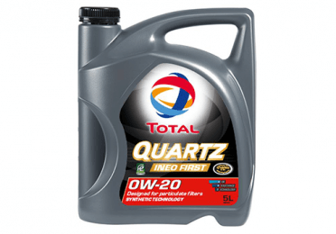 TOTAL Quartz ineo first 0w-20