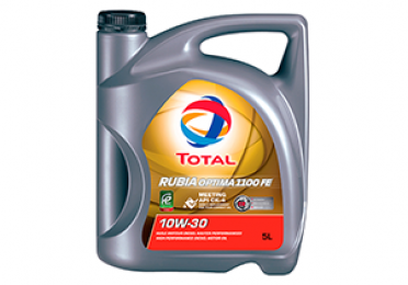 TOTAL Rubia Optima 1100 FE 10w30