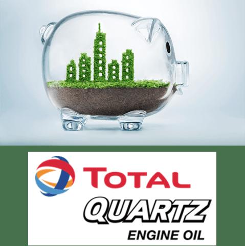 Led efter FE-mærket på TOTAL Quartz-produkter, der tilbyder et bredt udbud af motorolier, som mærkbart kan sænke dit brændstofforbrug  Leta efter FE-märket på TOTAL Quartz-produkter och du kommer att upptäcka ett flertal motoroljor som avsevärt kan sänka din bränsleförbrukning.