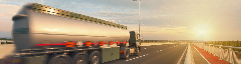 Transport og logistik - få din bitumen leveret af TOTAL Nordic