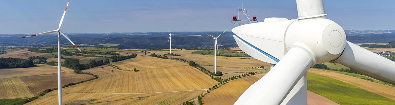 TOTALs smörjmedelslösningar uppfyller de operationella behoven från vindkraftsverksägare, genom förlänga underhållsintervallen.