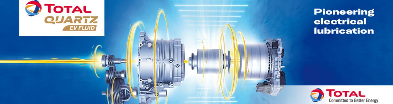 Sähköinen liikkuvuus ja innovointi: Total esittelee uraauurtavan nestevalikoiman sähkö- ja hybridiautoja varten