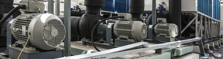TOTAL har smøreolier til alle slags kompressorer - fra vakumpumper, køleanlæg til stempel- og gaskompressorer.
