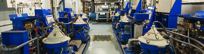 Anvendelse af TOTALs optimerede vedligeholdelsessystem for industrien, TIG 6, forenkler vedligeholdelse og smøring af maskiner for virksomheder.