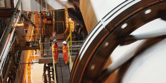 TOTAL har et bredt produktsortiment inden for smøreolie,specielt udviklet til industrien.