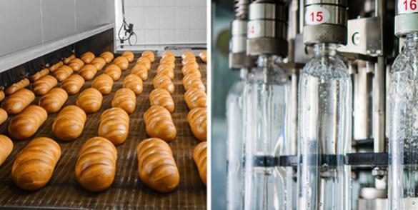 Industri Livsmedelsproduktion