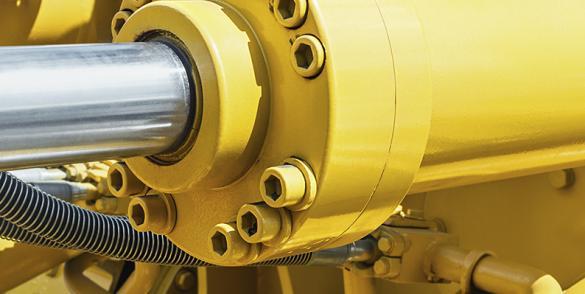 Alla TOTALs hydrauloljor till industrin erbjuder en utmärkt prestanda vid utmanande påfrestningar och inom högteknologiska användningsområden.