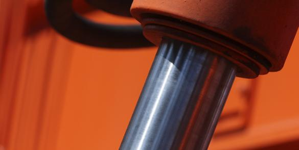 Samtlige af TOTALs hydraulikolierindeholder en fremragende performance ved store belastninger og inden for højteknologiske anvendelsesområder.