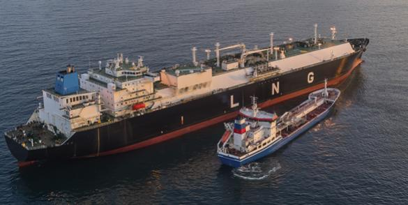 TOTAL smörjmedel til fartyg