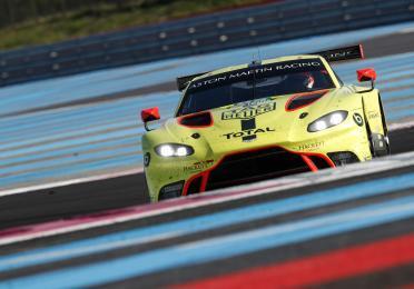 TOTAL samarbejder med Aston Martin Racing team i FIA WEC