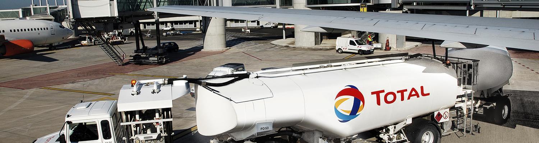 TotalEnergier leverer brændstof og smøreolier til en lang række aktører i Norden, herunder Kastrup Lufthavn og Oslo Lufthavn.